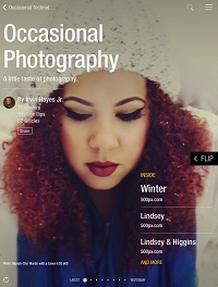 Occasional Photography Magazine
